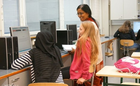 This Finnish Ed-tech startup is reinventing learning – and setting up new schools across the globe | innovation in learning | Scoop.it