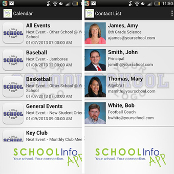 App-for-All: Should Every School Build Its Own Mobile App? | The 21st Century Educator | Scoop.it