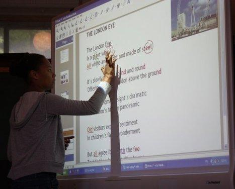 Usage pédagogique du TNI en classe de langues | TICE et italien - AU FIL DU NET | Scoop.it