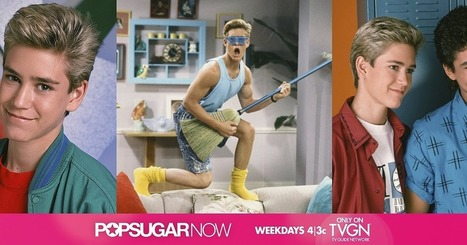 """Today on POPSUGAR Now: Why We Still Love Zack Morris 