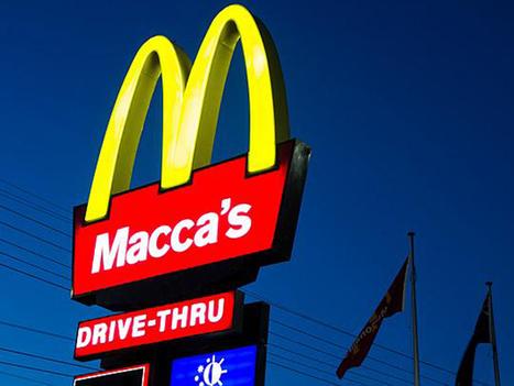 McDonald's s'appellera Macca's pendant un mois en Australie ... | Enseignes et commercialité | Scoop.it