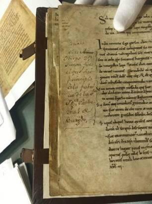 Cartularios de Valpuesta: cuando el latín se hizo español | clásicos | Scoop.it