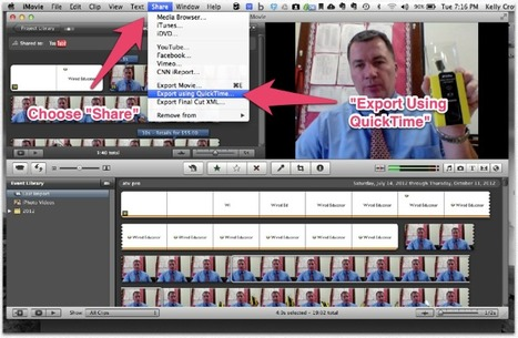 How to Upload an iMovie to Edmodo | Wired Educator | Urban Educational Success | Scoop.it