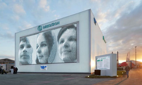 Sochi unveils the world's first 'selfie building' | Travel Bites &... News | Scoop.it
