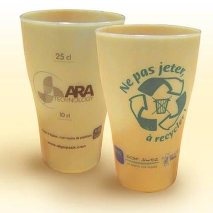 Saint-Malo. Les mugs à base d'algues d'Algopack cartonnent | Chimie verte et agroécologie | Scoop.it