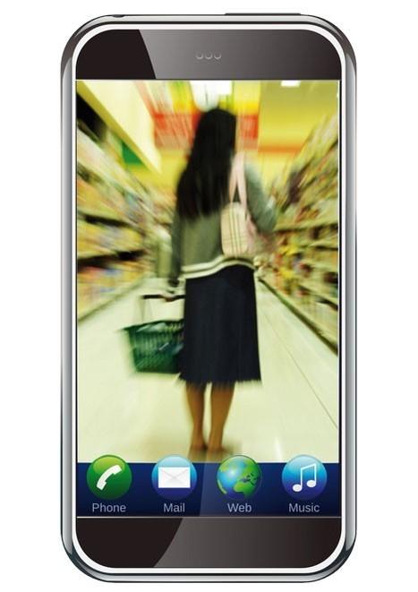 Internet, les smartphones et les réseaux sociaux sont bel et bien des outils de consommation. | Omni Channel retailing | Scoop.it