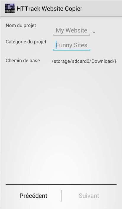 Capture de sites Web pour Android, HTTrack Website Copier   Les Infos de Ballajack   François MAGNAN  Formateur Consultant   Scoop.it