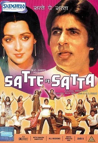Phir Aaya Satte Pe Satta 720p in download torrent