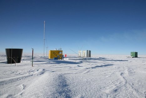 The Coldest, Driest, Most Remote Place on Earth Is the Best Place to Build a Radio Telescope | Gaia Diary | Scoop.it