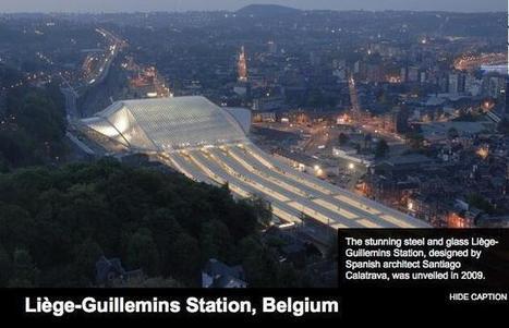 Twitter / michelhenrion: Pour CNN, le #Liège-Guillemins ... | Esneux | Scoop.it