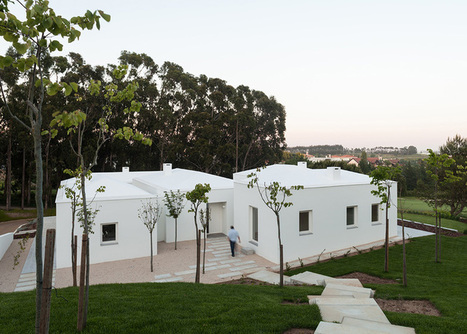 morfoLL: House in Belas golf course-CHP Arquitectos | Architecture and Design | Scoop.it