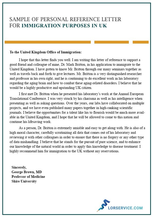 Recommendation Letter Template For Immigration from img.scoop.it