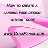 Creative Landing Page Design Examples