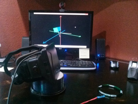 Projects Blog: Oculus Rift Position Tracking with Magnetic Field ...   Immersive Virtual Reality   Scoop.it