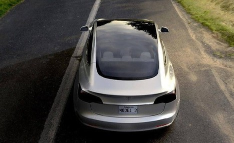 Could A Well-Equipped Tesla Model 3 Cost Well Over $100,000?   Nerd Vittles Daily Dump   Scoop.it