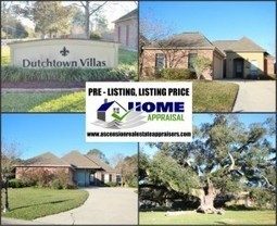 Dutchtown Villas Geismar Home Prices Gain 1 to 6 Percent in 2015 | Ascension Parish Real Estate News | Scoop.it