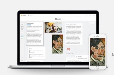 Milanote, una app que promete ser el Evernote para creativos | #SocialMedia, #SEO, #Tecnología & más! | Scoop.it