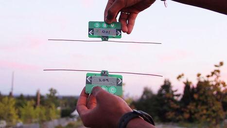 Estos nuevos dispositivos de comunicación no requieren baterías: se cargan con señales de TV | Un bit nos separa | Scoop.it