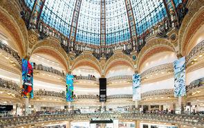 NRF 2015 : Les Galeries Lafayette, distributeur international de l'année pour les Américains | International Retailing & Global shopper | Scoop.it