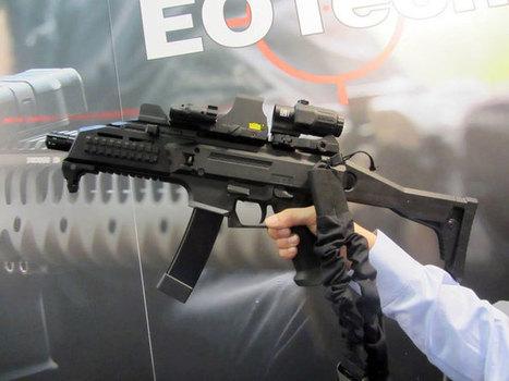 ASG CZ Scorpion Evo 3 A1 Pre-Order | Popular Airsoft | Airsoft Showoffs | Scoop.it