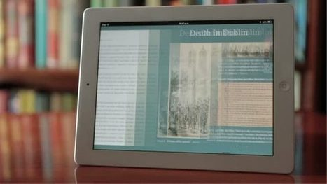 Digital Dubliners - A totally new reading experience | The Irish Literary Times | Scoop.it