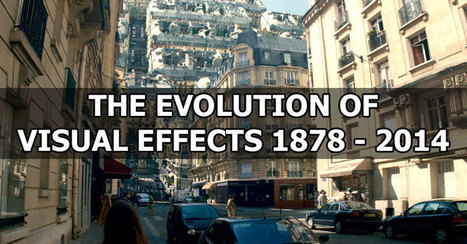 The Evolution of Visual Effects | The Creative Commons | Scoop.it