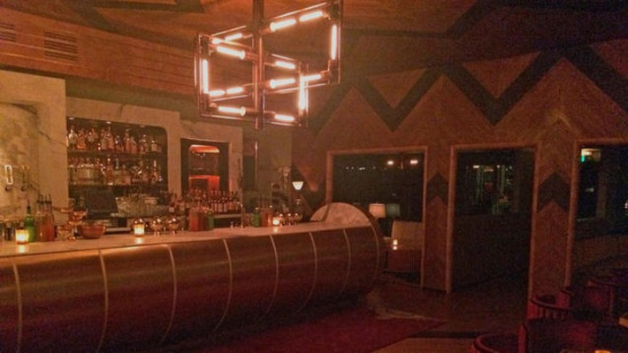 First look: Grandpa Johnson's, an Art Deco cocktail lounge now open in Hollywood   Art Decoed   Scoop.it