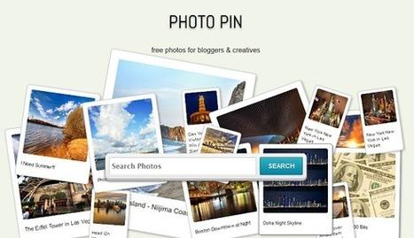 Banques d'images gratuites et libres de droit | Mes outils du web | Scoop.it