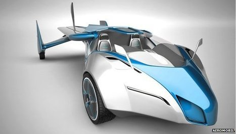 Flying car dream is becoming reality   The Future   Scoop.it