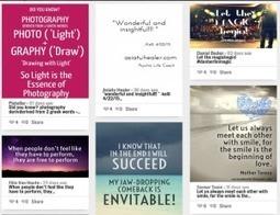 4 Herramientas sencillas para crear pósters con pensamientos y citas sin ser un diseñador profesional | Asistencia Virtual PR | Scoop.it