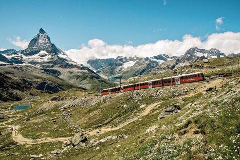 Treinen door Zwitserland: de Matterhorn als gids naar Italië - Reisreporter | Vacanza In Italia - Vakantie In Italie - Holiday In Italy | Scoop.it