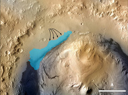 Mars May Have Had A Habitable Lake Billions Of Years Ago | technology | Scoop.it