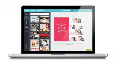 Designez vos réseaux sociaux avec Canvas | Pense pas bête : Tourisme, Web, Stratégie numérique et Culture | Scoop.it