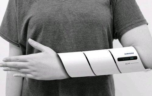 Samsung U Cast Coil Your Arm Concept By Joh Minwho Designbild