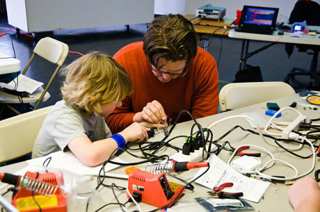 Creating Makerspaces in Schools | Applied Science - Engaging Learners through Curiosity | Scoop.it