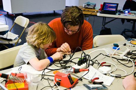 Creating Makerspaces in Schools | Applied Science - Engaging Learners through Curiosity | Scoop.it