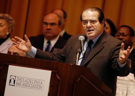 How Scalia Helped Make Workplace LGBT Discrimination Illegal in All 50 States | Gay News | Scoop.it