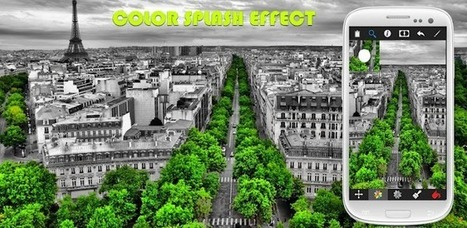 Effet Color Splash | Time to Learn | Scoop.it