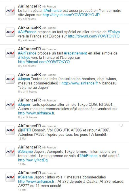 @BeerBergman : Gestion de crise : le cas de Air France / Japon #communicationdecrise | Crisis communication | Scoop.it