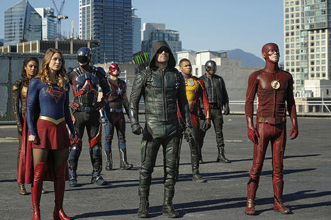 The CW Renews Flash, Arrow, Legends Of Tomorrow, Supergirl, Supernatural And More - Bleeding Cool Comic Book, Movie, TV News   ARROWTV   Scoop.it