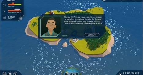 Les îles du futur : le jeu | Ressources d'autoformation dans tous les domaines du savoir  : veille AddnB | Scoop.it
