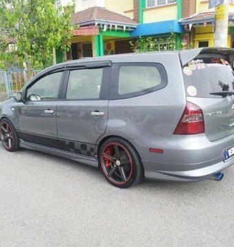 Modifikasi Mobil Nissan Grand Livina In Otomoka Scoop It