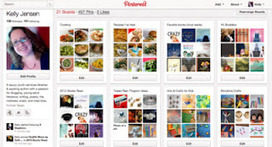 Stacked: Books, Reading, and Pinterest | Web 2.0 Social Networking for students and educators | Scoop.it