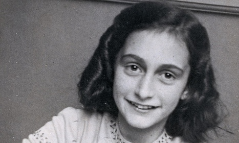 Anne Frank: 10 beautiful quotes from The Diary of a Young Girl | The Art of Literature | Scoop.it