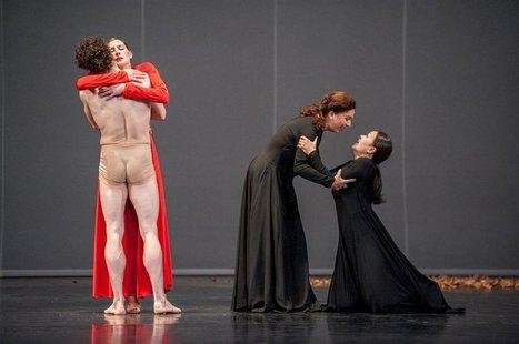 Sábados de súper acción: Pina Bausch y Robert Wilson | La Danza también se escribe | Scoop.it