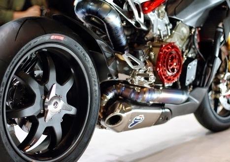 "Planet Japan Blog: Ducati 1199 ""Nuda Veloce"" by Moto Corse | Ductalk Ducati News | Scoop.it"