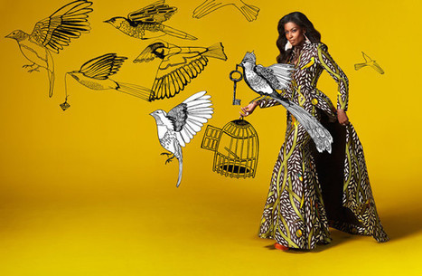 Vlisco, the African Fashion Titan -  #AfricanPrints   -   Indonesian batik by Dutch  Company- still smh | Black Fashion Designers | Scoop.it