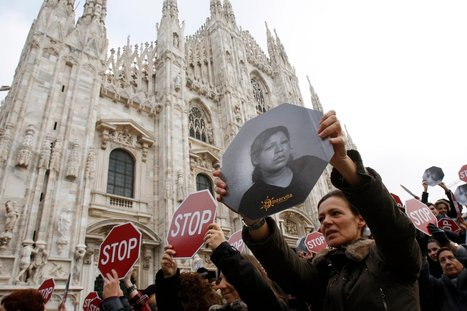 Acid Attacks Against Women On The Rise In Italy   Gender Discrimination   Scoop.it