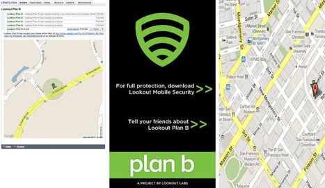 6 Apps para encontrar nuestro Android perdido o robado | Guiandroid | android creativo | Scoop.it