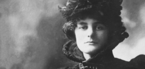Maud Gonne | The Downside To Being A Muse - HeadStuff | The Irish Literary Times | Scoop.it